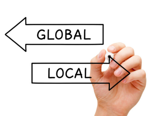 Going from Global to Local
