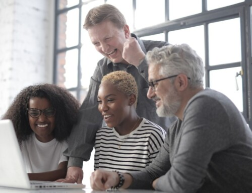 Attracting & Retaining Diverse Talent in the Hybrid Work Environment